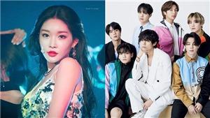 Hóng loạt sản phẩm ra mắt dịp Tết Nguyên đán 2021 của sao K-pop