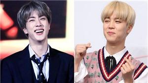 BTS: Cười té ghế vì anh cả Jin luôn 'bắt nạt' Jimin