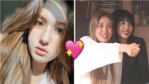 Fan xốn xang trước cặp 'chị em' thân thiết Lisa Blackpink và Somi