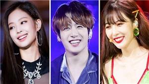 'Út vàng' Jungkook BTS vượt mặt Jennie Blackpink và HyunA