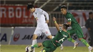 Bóng đá Việt Nam hôm nay: HAGL đấu Bình Định (17h00). Viettel so tài Bình Dương (19h15)