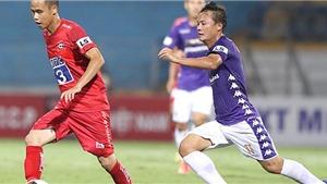 VTV6 trực tiếp bóng đá Việt Nam: Hải Phòng vs Hà Nội (18h00 hôm nay)