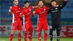 Bóng đá Việt Nam hôm nay: Bình Dương vs Thanh Hóa (17h00). Viettel đấu Hải Phòng (19h15)