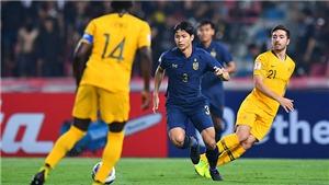 Trực tiếp bóng đá hôm nay VTV6: U23 Thái Lan vs Iraq, Úc vs Bahrain. Xem VTV5
