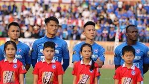 BĐTV. VTV6. Trực tiếp bóng đá hôm nay: Quảng Ninh vs Sài Gòn (18h00)