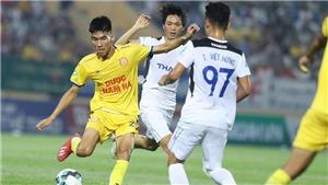Bóng đá Việt Nam hôm nay: HAGL đấu Nam Định.HLV TPHCM muốn vượt qua Hà Nội