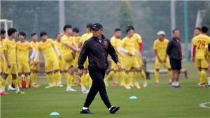 Bóng đá Việt Nam hôm nay: HLV Park Hang Seo không trực tiếp chỉ đạo tuyểnViệt Nam đấu U22