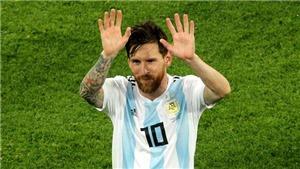 Lộ danh tính 2 cầu thủ Argentina bị Messi đề nghị loại bỏ ở World Cup 2018