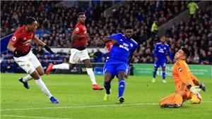 Điểm nhấn Cardiff 1-5 M.U: Pogba đích thực trở lại. Ole Gunnar Solskjaer siêu tấn công