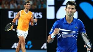 Djokovic vs Nadal (15h30, 27/1, trực tiếp trên Fox Sports, Fox Sports 2): Long tranh hổ đấu