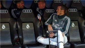 Bale đáp trả Zidane: 'Dù phải chơi golf thay vì đá bóng, tôi cũng sẽ ở lại Real bằng mọi giá'