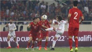 ĐIỂM NHẤN Việt Nam 1-0 UAE: Đẳng cấp Park Hang Seo. Tuấn Anh tuyệt hảo