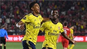 Lứa trẻ mới nhất của Arsenal cực hay, rất đáng chờ đợi