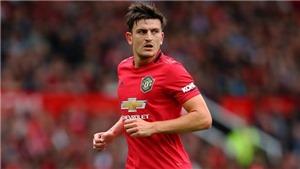Tin bóng đá MU 2/3: Liverpool trả giá kỷ lục mua Maguire. Solskjaer phải chốt 3 việc tối quan trọng