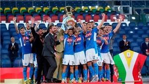 Juventus 0-0 Napoli (2-4 pen): Ronaldo im tiếng, Napoli vô địch Cúp Ý