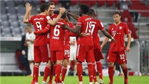 Bayern 2-1 Frankfurt: Lewandowski tỏa sáng, Bayern vào chung kết cúp QG Đức