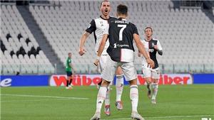Juventus 2-2 Atalanta: Ronaldo lập cú đúp phạt đền, Juve tiến gần Scudetto