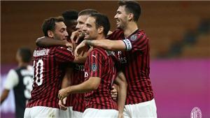 Video bàn thắng Milan 4-2 Juventus: Milan ngược dòng ngoạn mục