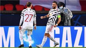 ĐIỂM NHẤN PSG 1-2 MU: Bruno Fernandes xứng danh thủ lĩnh. Solskjaer tìm thấy 'chìa khóa vàng'