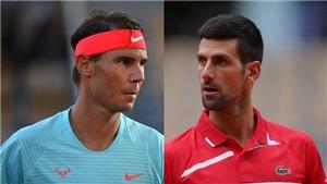 Nadal 3-0 Djokovic: Thắng thuyết phục, Nadal vô địch Roland Garros 2020