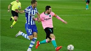 Messi cố tình đá bóng vào trọng tài vẫn thoát thẻ đỏ, cộng đồng mạng bức xúc