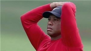 Tiger Woods đánh golf tệ chưa từng thấy ở PGA Tour