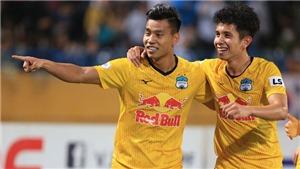 HAGL dẫn đầu V-League với 'Người đặc biệt' Kiatisuk