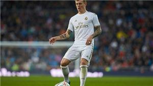 Real Madrid thắng thuyết phục Liverpool: 'Người đặc biệt' Toni Kroos