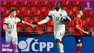 Vòng loại World Cup 2022 khu vực Châu Âu: Ronaldo, Haaland im tiếng. Lukaku giải cứu Bỉ