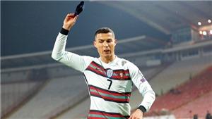 Cristiano Ronaldo: 6 lần tức giận, mất kiềm chế bản thân