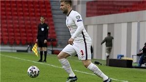 Luke Shaw đá hay từ CLB tới đội tuyển, chắc suất hậu vệ trái của Tam sư