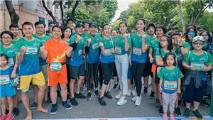 Dàn sao Việttham gia giải chạy VPBank Hanoi Marathon ASEAN 2020
