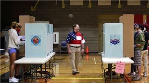 Bầu cử Mỹ 2020: Ông J.Biden đang hơn Tổng thống D.Trump 3,4 triệu phiếu phổ thông