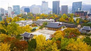 Trải nghiệm văn hoá Hàn Quốc tại Hội chợ Du lịch Quốc tế Việt Nam