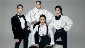 Bất ngờ độ highfashion của 'Bà trùm Hoa hậu' bên banàng hậu 9X, 10X