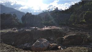 Bão số 11suy yếu dần, nguy cơ sạt lở đất tại Quảng Nam và Quảng Ngãi