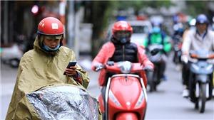 Ảnh hưởng không khí lạnh, đêm nay, các tỉnh Trung Trung Bộ có mưa dông