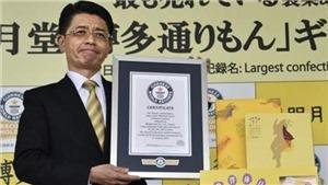 Nhật Bản: Bánh nhân đậu ở Fukuoka đạt kỷ lục Guinness về bán chạy nhất