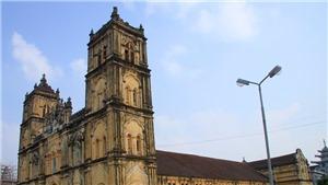 Việc trùng tu nhà thờ Bùi Chu được yêu cầu giữ các chi tiết kiến trúc như cũ