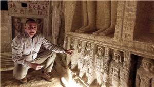 Ai Cập phát hiện mộ cắt đá 3.500 năm tuổi tại Luxor