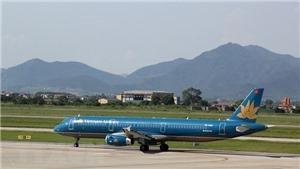 Báo cáo Thủ tướng về tình trạng xuống cấp đường băng sân bay Nội Bài