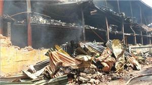 Vụ cháy tại nhà máy Rạng Đông: Bộ Tài nguyên và Môi trường công bố kết quả phân tích nồng độ thủy ngân