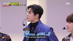 'Running man' tập 443: Bộ quần áo lỗi thời của 'chú già' Ji Suk Jin 'hồi sinh' trên người nhóm SF9