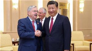 Rào chắn ngăn Mỹ, Trung Quốc 'chiến tranh Lạnh'