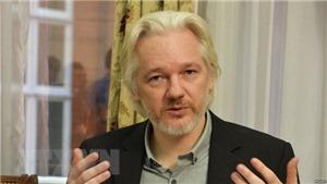 Công tố viên Thụy Điển chính thức đề nghị bắt giữ nhà sáng lập WikiLeaks