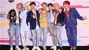 BTS 'đối đầu trực diện' với EXO tại giải thưởng âm nhạc Mỹ American Music Awards 2019