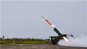 Ấn Độ phóng thử thành công tên lửa đất đối không phản ứng nhanh