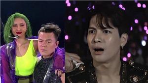 Jackson GOT7 'há hốc miệng' trước màn vũ đạo của chủ tịch JYP Ent. trên sân khấu MAMA