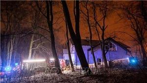 Hỏa hoạn gây thiệt hại lớn về người tại bệnh viện ở Ba Lan