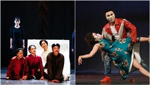 NSND Lê Khanh trở lại sân khấu kịch, làm 'học trò' Trần Lực